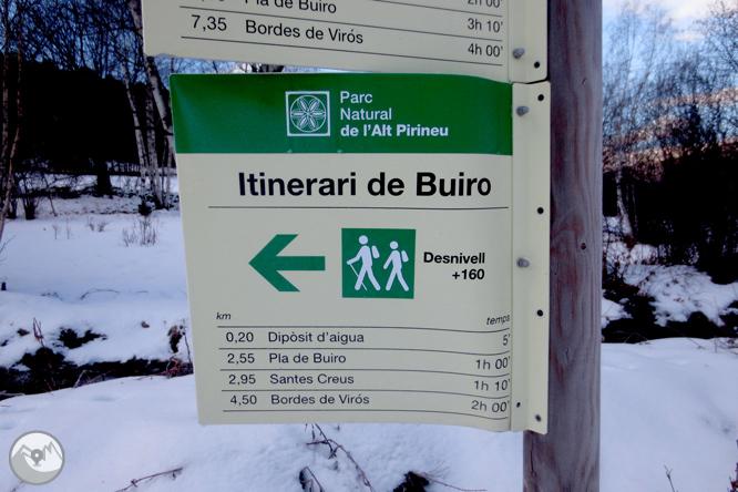 Itinerario por el Bosque de Virós 1