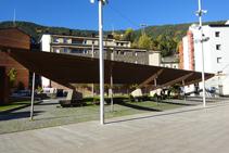 Plaza de las Fontetes.