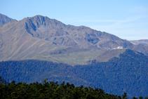 Estación de esquí francesa de Bagneres de Luchon.