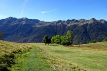 Montañas del Arán.