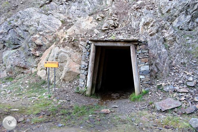 La mina Victoria y el lago de Arres 1