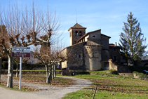 Santa Margarida de Bianya.