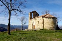 Sant Miquel del Mont.