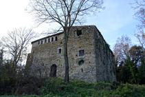 Castillo del Coll.