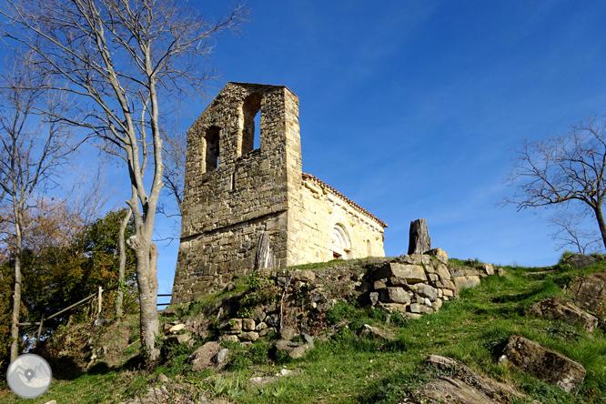 La atalaya sobre la Via Annia en la Garrotxa 1