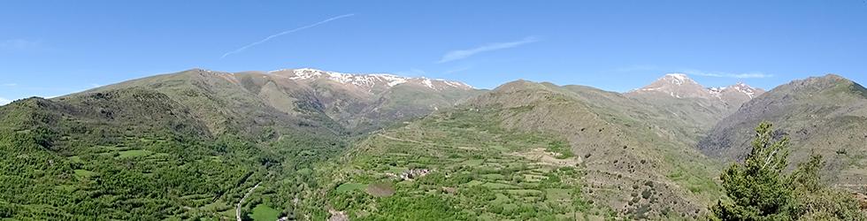 El valle de Àssua, tierra de pastores