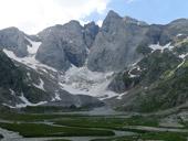 Lago de Gaube y circo de Oulettes de Gaube