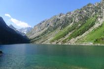 Lago de Gaube.
