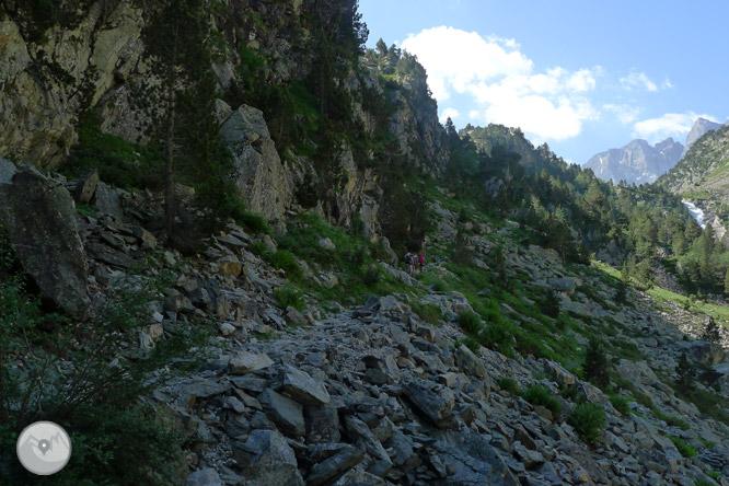 Lago de Gaube y circo de Oulettes de Gaube 1