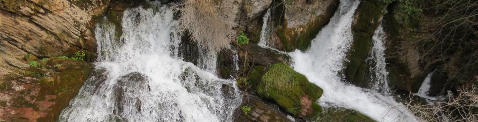 Las fuentes del Llobregat