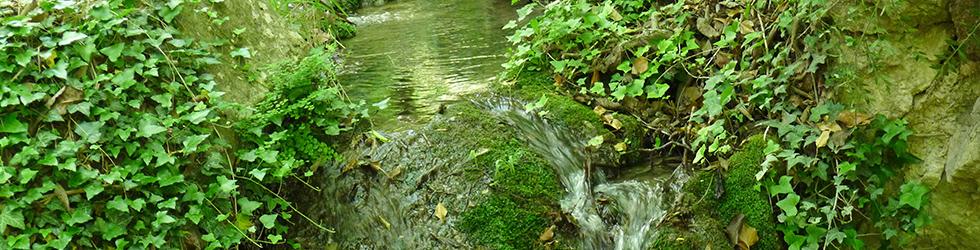 Las fuentes de Peramola (��Camí de les Fonts��)