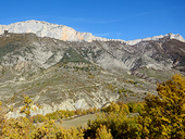 Sierra de Sant Gervàs: el Portús y la Avedoga d´Adons