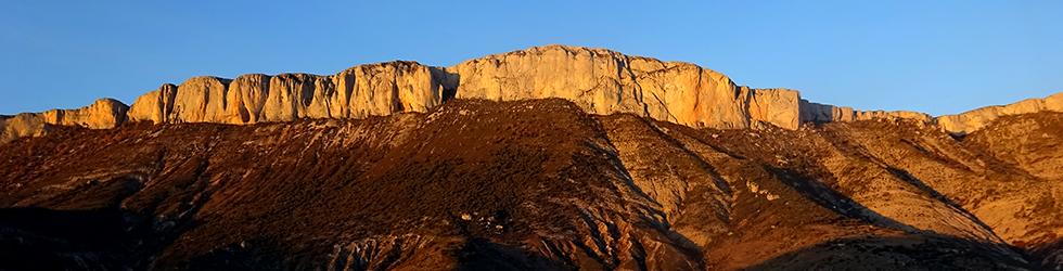 Sierra de Sant Gervàs: el Portús y la Avedoga d�Adons