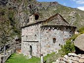Virgen de Arboló y Gerri de la Sal desde Sort