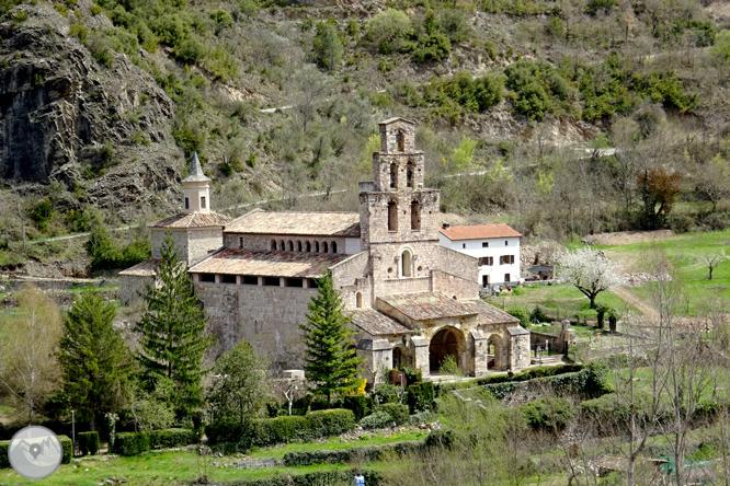 Virgen de Arboló y Gerri de la Sal desde Sort 1