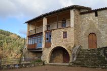 Casa de colonias de Santa Maria de Matamala.