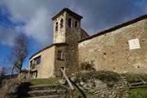 Santa Maria de Les Lloses.