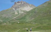Pico Peyreget con sus 2.487m de altura.