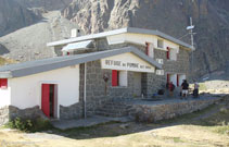 Refugio de Pombie.