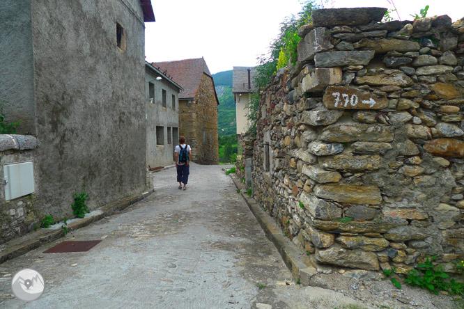 Mirador de San Mamés en Sallent de Gállego 1