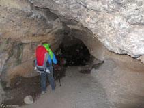 Cueva de la Serpent.