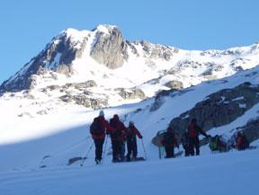 Montardo (2.833m) y Montardo Petit (2.781m) por Cavallers