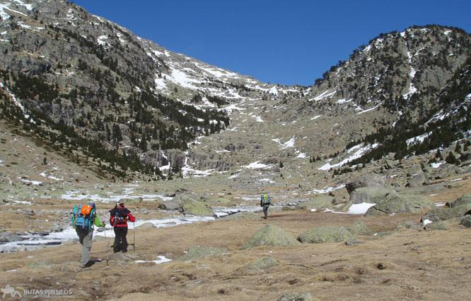 Montardo (2.833m) y Montardo Petit (2.781m) por Cavallers 1