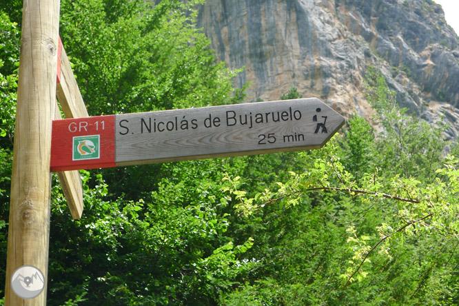 Paseo por San Nicolás de Bujaruelo 1