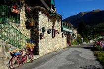 Calle de Sascumes.