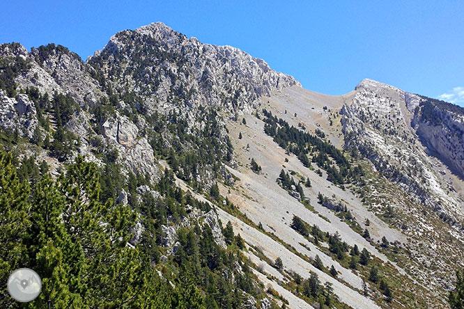 Pedraforca (2.506m) desde Gósol 1