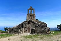 Ermita de Santa Helena.
