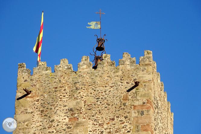 Por antiguos caminos de monjes en Sant Julià del Mont 1