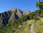 Pico de Comapedrosa (2.942m) desde Arinsal