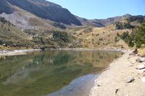 Lago de las Truites.