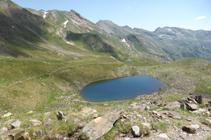 Bajando hacia los lagos de Ransol.
