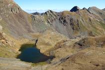 Lago de los Meners de la Coma.