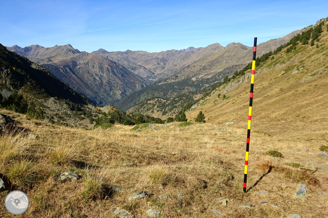 Pico de la Serrera (2.913m) por el valle de Sorteny 1