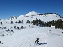Pla de Monpudou, un bonito llano a 2.100m de altitud.