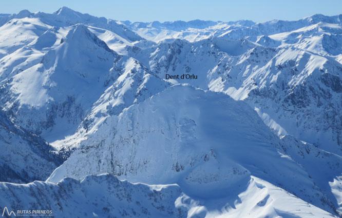 Pico de Tarbésou (2.364m) desde Mijanes 1