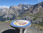 Pico de Tentes (2.322m) desde el collado de Tentes