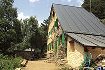 Refugio de Vallferrera.