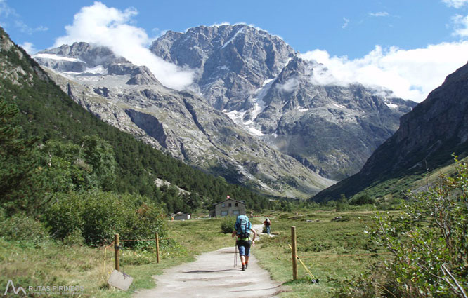 Pico Coolidge (3.775m) 1