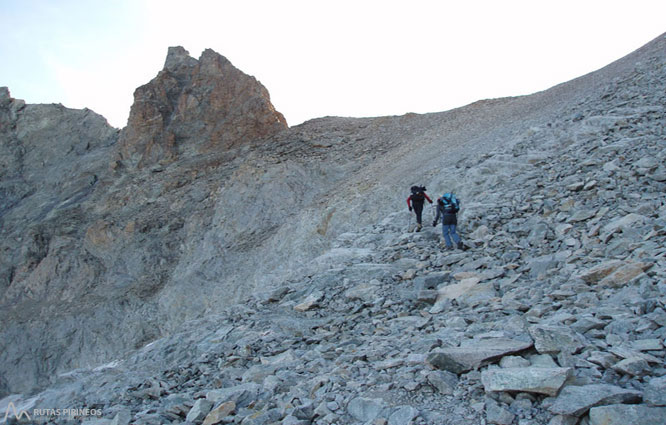 Pico Coolidge (3.775m) 2