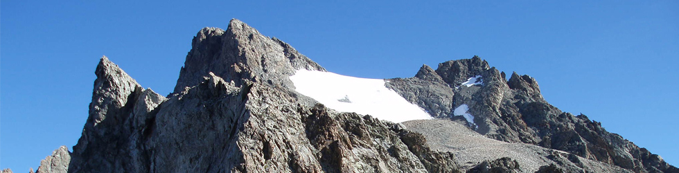Pico Coolidge (3.775m)