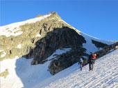 Pico de Amitges (2.848m) y Tuc de Saboredo (2.829m)