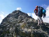 Pico de Cataperdís (2.806m) y pico de Arcalís (2.776m)