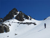 Pico de N�rassol (2.633m) por el valle de Siscar