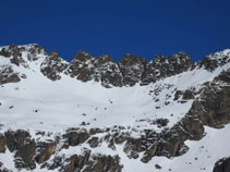 La cresta del Alba, uno de los recorridos por cresta más bonitos de Andorra.