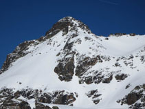 El pico de Escobes, un clásico de Andorra.