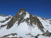 El pico de Regalecio.